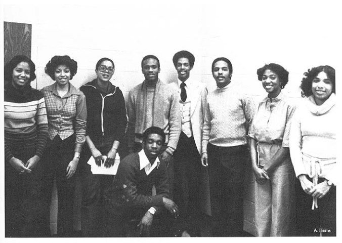 black organization council